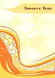 мозаика крышки Стоковое Изображение