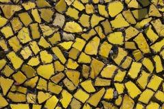 Мозаика на дне бассейна Стоковые Фото