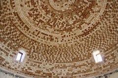 Мозаика на потолке стоковые изображения rf