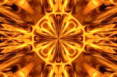мозаика пожара стоковое фото