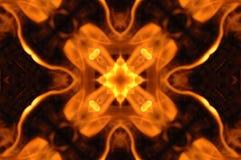 мозаика пожара стоковое изображение rf