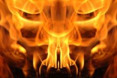 мозаика пожара стоковая фотография