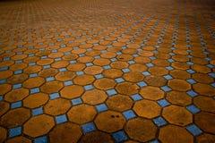 мозаика пола Стоковая Фотография RF