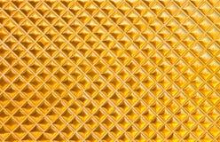 мозаика предпосылки золотистая Стоковые Изображения RF