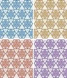 мозаика предпосылки Стоковая Фотография RF