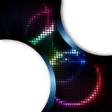 мозаика предпосылки multicolor Стоковые Изображения RF