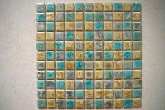 Мозаика фарфора стоковые фото