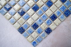 Мозаика фарфора Стоковое Фото