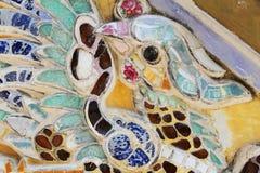 Мозаика Феникса Стоковое фото RF