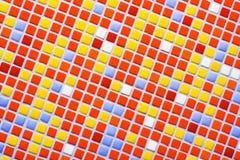 Мозаика цвета Стоковые Фотографии RF