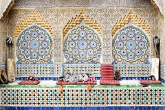 мозаика 2 moroccan Стоковая Фотография RF