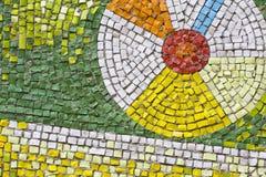 мозаика antique близкая вверх стоковое фото rf