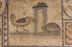 Мозаика Aquileia стоковые изображения
