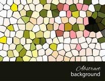 Мозаика background_2 Стоковая Фотография