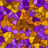 мозаика halloween Стоковое Изображение