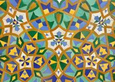 мозаика oriental украшения Стоковое Изображение