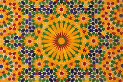 мозаика oriental украшения Стоковые Изображения