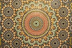 мозаика oriental украшения Стоковые Изображения RF