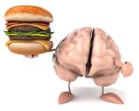 Мозг потехи Стоковое Изображение