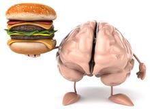 Мозг потехи Стоковая Фотография RF