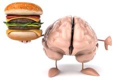 Мозг потехи Стоковые Фотографии RF