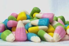 мозоль покрашенная конфетой пастельная Стоковые Фото