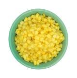 Мозоль Shoepeg белая с соусом масла в шаре Стоковые Фото
