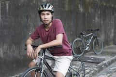 Мои старые велосипеды стоковые фотографии rf