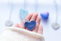 Мои valentine's стоковое фото