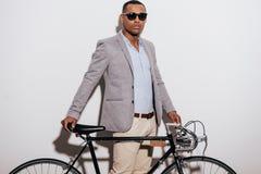 Мой велосипед мой образ жизни Стоковые Фотографии RF