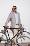 Мой велосипед мой стиль Стоковые Изображения RF