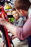 Мой велосипед Стоковое Изображение RF