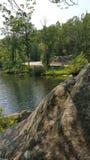Мой выходной день принимая фото природы Стоковое Изображение