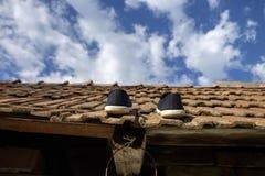мой гулять ботинок стоковая фотография rf