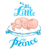 Мой маленький принц Стоковые Фото