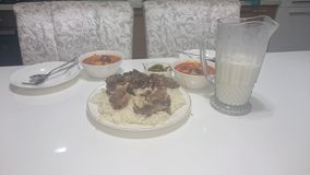 Мой обедающий Стоковые Изображения RF