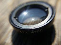 мой рыбий глаз для того чтобы сфотографировать Стоковая Фотография RF