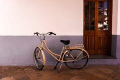 Мой старый велосипед ` s бабушки стоковое изображение