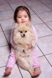 мой щенок Стоковые Фотографии RF
