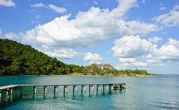 мола Таиланд деревянный Стоковое Изображение RF