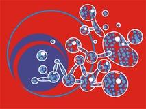 молекула Стоковые Изображения RF