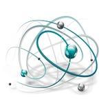 молекула Стоковое Фото