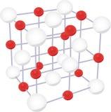 молекула Стоковые Фотографии RF