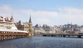 молельня моста Стоковая Фотография