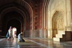 молитва после полудня стоковые фотографии rf