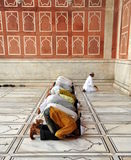 молитва стоковые фотографии rf