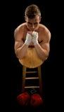 молить драки боксера Стоковые Фотографии RF