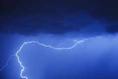 молния болта Стоковые Фото