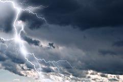 молния Стоковые Фото