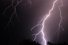 молния 2 Стоковое Изображение RF